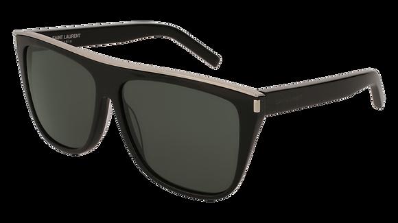 Saint Laurent Unisex Designer Sunglasses SL 1 COMBI
