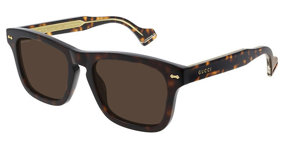 Gucci Man's Designer Sunglasses GG0735S