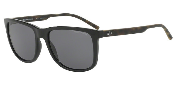 Armani Exchange Men's Designer Sunglasses AX4070SF