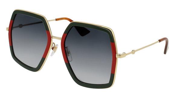 Gucci Women's Designer Sunglasses GG0106S