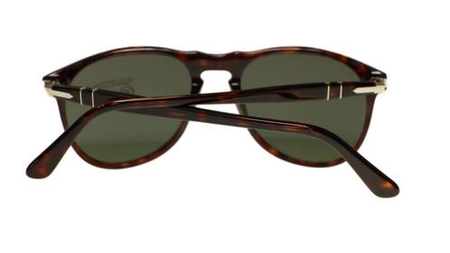 165d91e4937a0 Persol Men s Sunglasses PO9649 2431 Havana Hand Made in Italy.