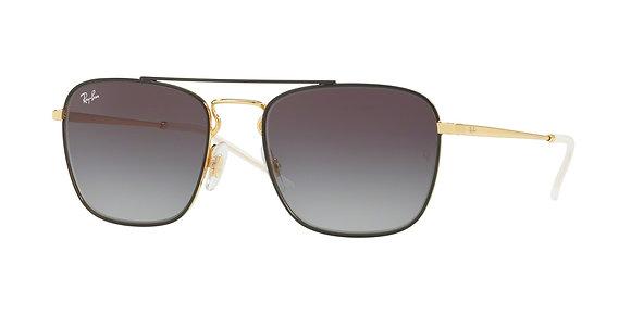RayBan Men's Designer Sunglasses RB3588