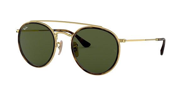 RayBan Unisex's Designer Sunglasses RB3647N