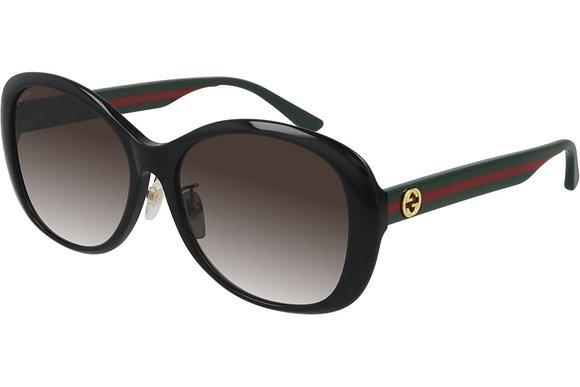 Gucci Woman's Designer Sunglasses GG0849SK