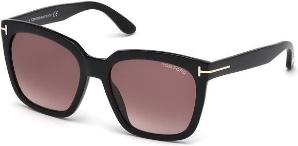 Tom Ford Women's Designer Sunglasses FT0502-F