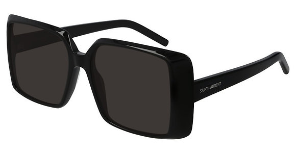 Saint Laurent Woman's Designer Sunglasses SL451