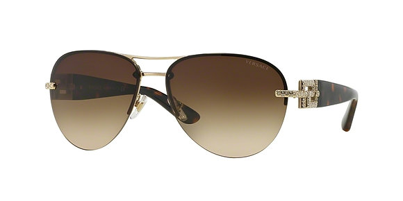 Versace Women's Designer Sunglasses VE2159B