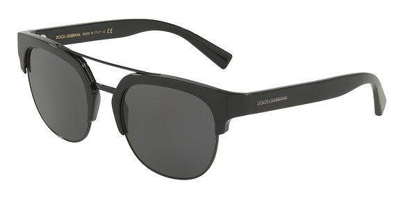 Dolce Gabbana Men's Designer Sunglasses DG4317