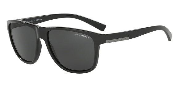 Exchange Armani Men's  Designer Sunglasses AX4052S