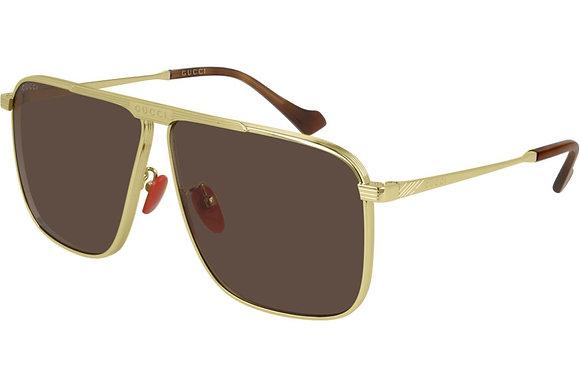 Gucci Man's Designer Sunglasses GG0840S