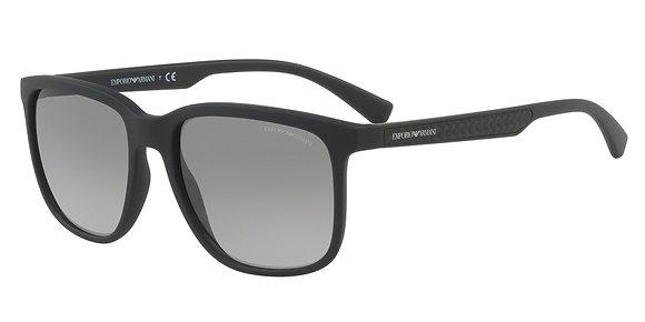 Emporio Armani Men's Designer Sunglasses EA4104F