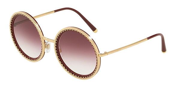 Dolce Gabbana Women's Designer Sunglasses DG2211