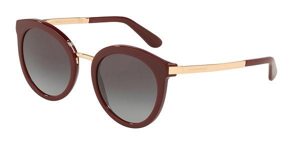 Dolce Gabbana Women's Designer Sunglasses DG4268F
