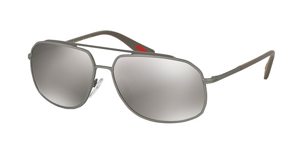 Prada Linea Rossa Men's Designer Sunglasses PS 56RS