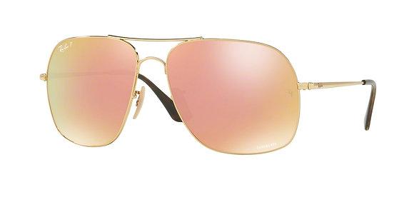 RayBan Men's Designer Sunglasses RB3587CH