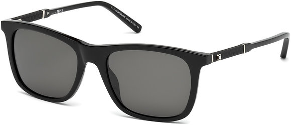 Mont Blanc Men's Designer Sunglasses MB606S