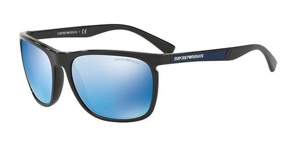 Emporio Armani Men's Designer Sunglasses EA4107