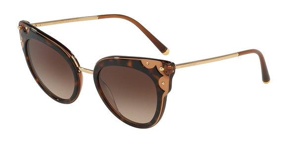 Dolce Gabbana Women's Designer Sunglasses DG4340