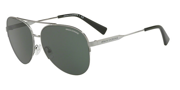 Armani Exchange Men's Designer Sunglasses AX2020S