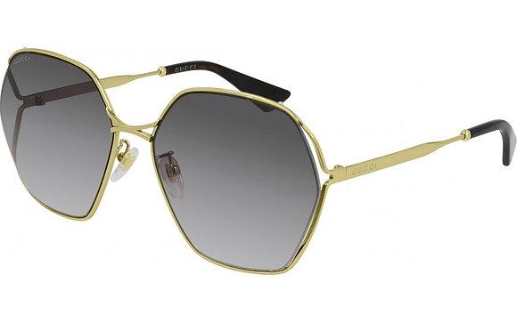 Gucci Woman's Designer Sunglasses GG0818SA