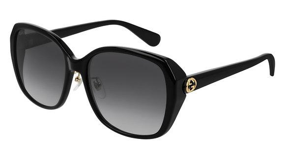 Gucci Women's Designer Sunglasses GG0371SK