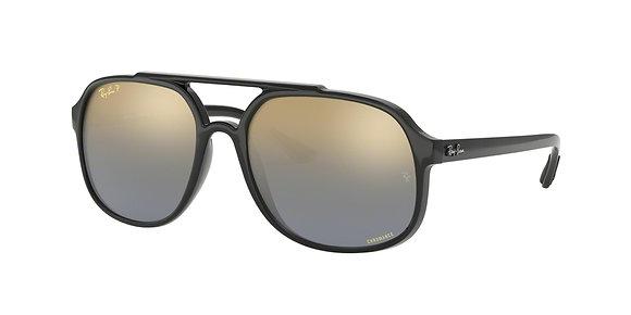 RayBan Men's Designer Sunglasses RB4312CH
