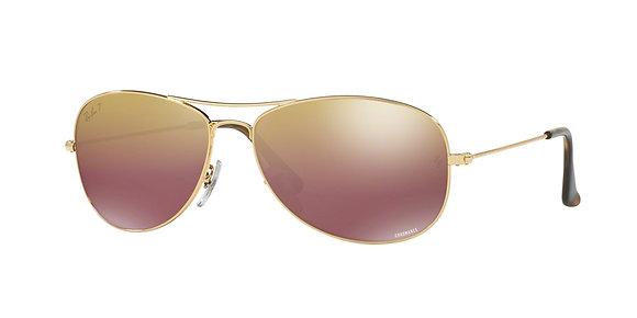 RayBan Men's Designer Sunglasses RB3562