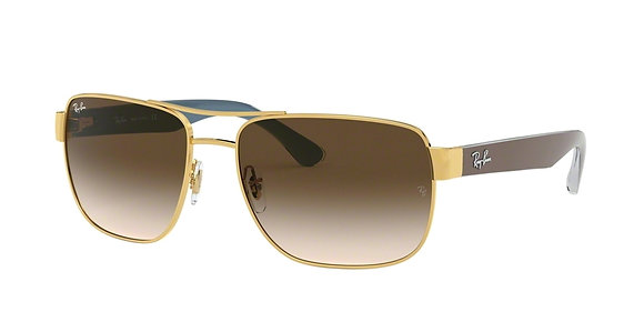 RayBan Men's Designer Sunglasses RB3530
