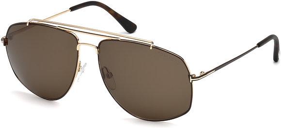 Tom Ford Men's Designer Sunglasses FT0496