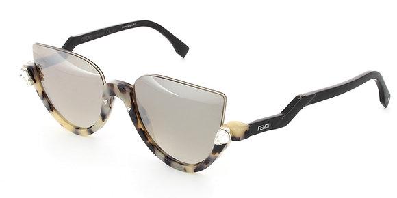 Fendi Women's Designer Sunglasses FF 0138/S