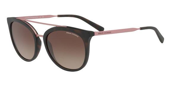 Armani Exchange Men's Designer Sunglasses AX4068SF