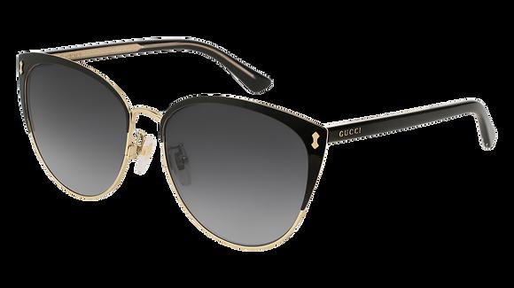 Gucci Women's Designer Sunglasses GG0197SK