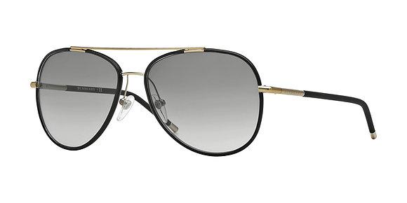 Burberry Men's Designer Sunglasses BE3078J