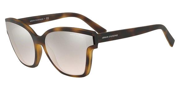 Armani Exchange Women's Designer Sunglasses AX4073SF