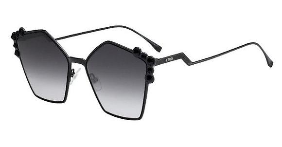 Fendi Women's Designer Sunglasses FF 0261/S