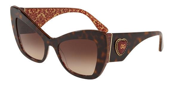 Dolce Gabbana Women's Designer Sunglasses DG4349F