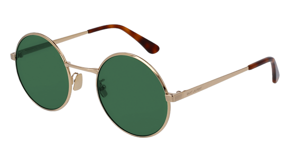 Saint Laurent Unisex Designer Sunglasses SL 136 ZERO
