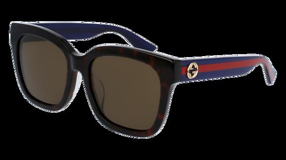 Gucci Women's Designer Sunglasses GG0034SA