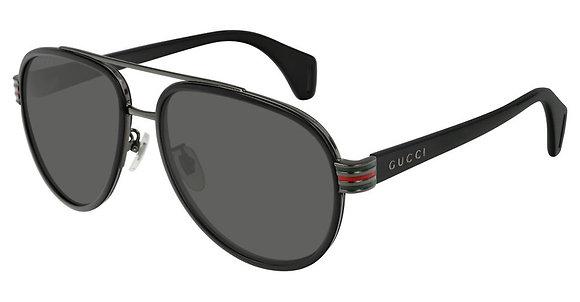 Gucci Man's Designer Sunglasses GG0447S