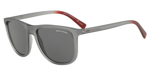 Armani Exchange Men's Designer Sunglasses AX4078SF