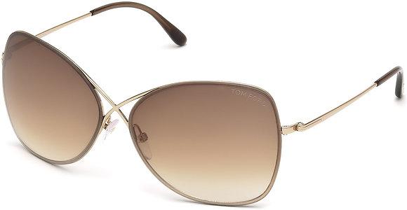 Tom Ford Women's Designer Sunglasses FT0250