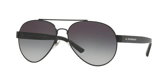 Burberry Men's Designer Sunglasses BE3086