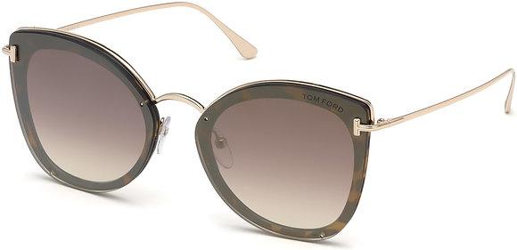 Tom Ford Women's Designer Sunglasses FT0657