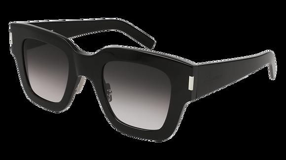 Saint Laurent Unisex Designer Sunglasses SL 184 SLIM