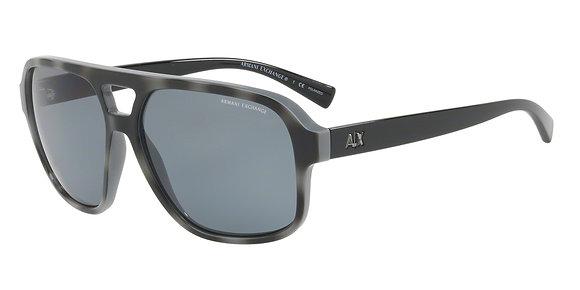 Armani Exchange Men's Designer Sunglasses AX4061S
