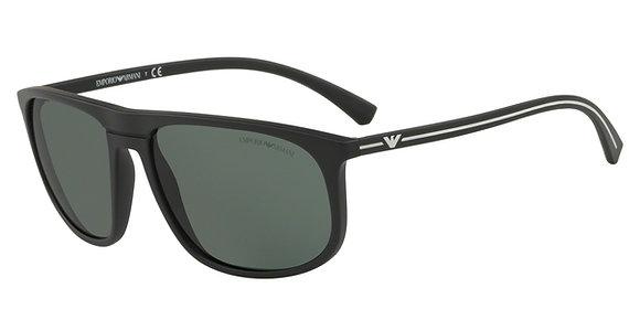 Emporio Armani Men's Designer Sunglasses EA4118F