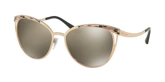 Bvlgari Women's Designer Sunglasses BV6083