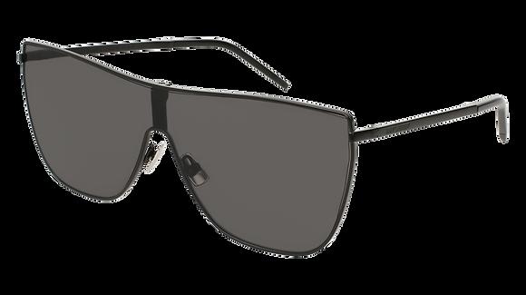 Saint Laurent Unisex Designer Sunglasses SL 1 MASK