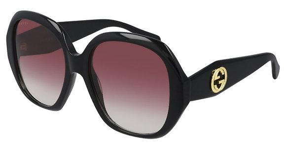 Gucci Woman's Designer Sunglasses GG0796S