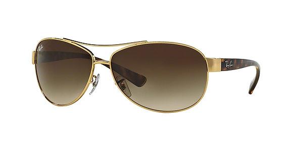 RayBan Men's Designer Sunglasses RB3386